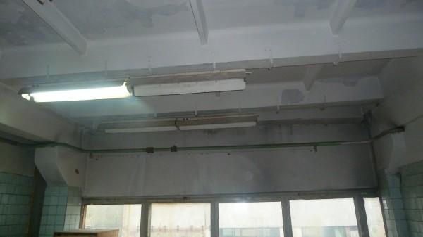 Будет монтироваться подвесной потолок