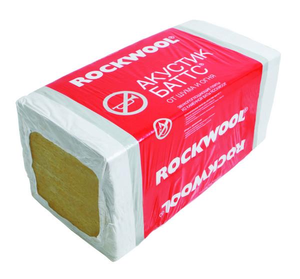 Для звукоизоляции репетиционной базы был выбран звукоизоляционный материал Rockwool Акустик Батс