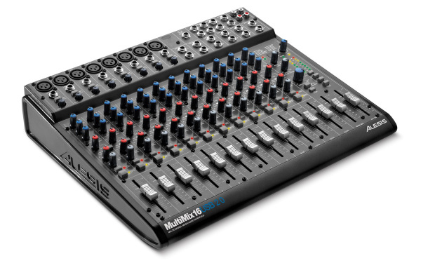 Alesis MultiMix 16 USB 2.0-001